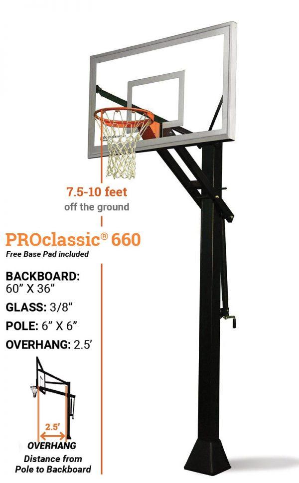 PROclass 660 left 600x969 - PROclassic® 660