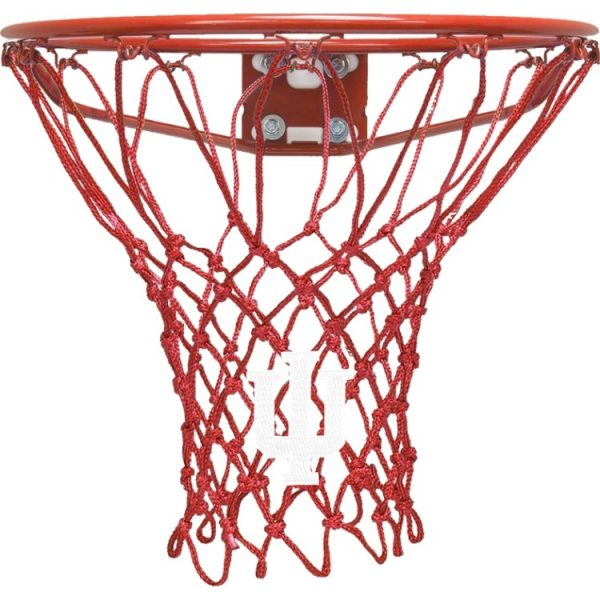 indiana hd red net 600x600 - INDIANA UNIVERSITY HOOSIERS BASKETBALL NET