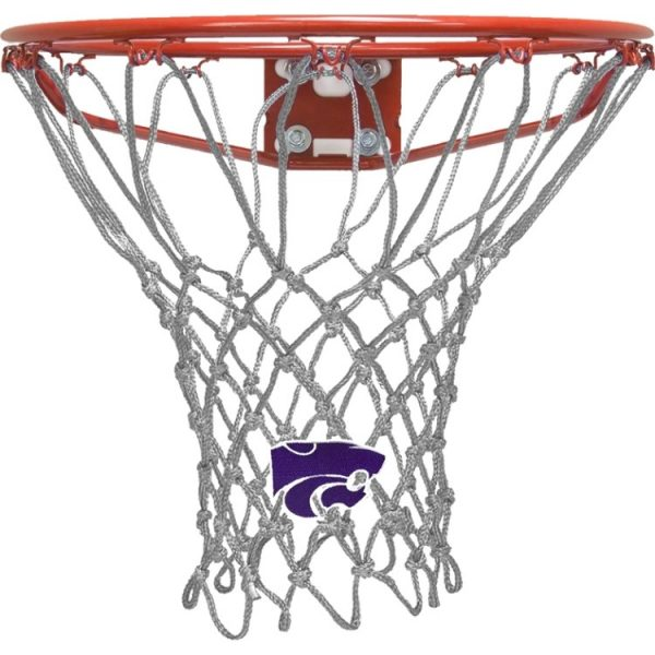 kansas state silver 600x600 - KANSAS STATE UNIVERSITY BASKETBALL NET