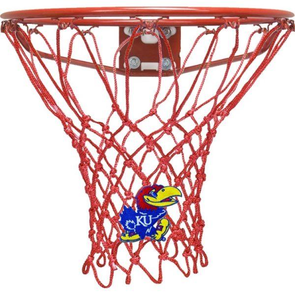 ku red 1 600x600 - UNIVERSITY OF KANSAS BASKETBALL NET