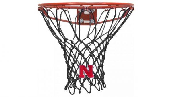 nebraska hd black net 600x338 - UNIVERSITY OF NEBRASKA BASKETBALL NET