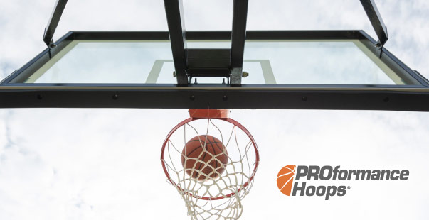 proformance hoops looking up - Get in touch