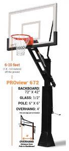 proview 672 basketball goal hoop 137x300 - proview-672-basketball-goal-hoop