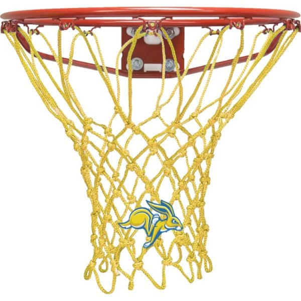 sdsu hd gold 600x600 - SOUTH DAKOTA STATE UNIVERSITY BASKETBALL NET