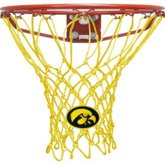 u of iowa yellow hd net 325x325 - UNIVERSITY OF IOWA BASKETBALL NET