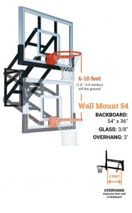 wall mount 54 basketball hoop system 1 186x300 - wall-mount-54-basketball-hoop-system