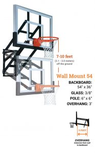wall mount 54 basketball hoop system7 10 186x300 - wall-mount-54-basketball-hoop-system7-10